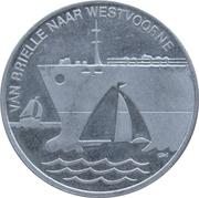 5 Dukdalf - Westvoorne – obverse