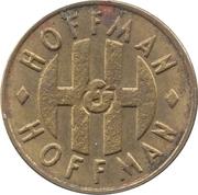 Token - Hoffman & Hoffman – obverse