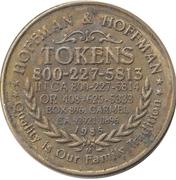 Token - Hoffman & Hoffman – reverse