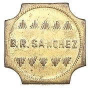 5 Cents - B. R. Sanchez – obverse