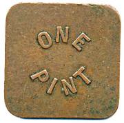 1 Pint Welfare - Leiston CS – reverse