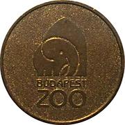 Token - Budapest Zoo – obverse