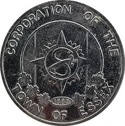 1 Dollar - Corporation of the Town of Essex – obverse