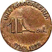 1 Ariocaloria – reverse