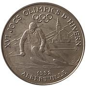 Token - 1992 Summer Olympics Barcelona – obverse