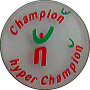 Shopping Cart Token - Champion – obverse
