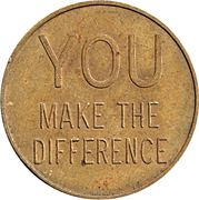 Token - You Make The Difference – reverse