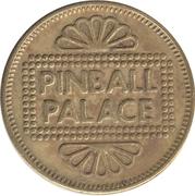 Token - Pinball Palace (Aspen Colo) – obverse