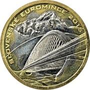 Token - Slovak Euro coins 2015 – obverse