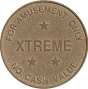 Amusement Token - Xtreme – obverse
