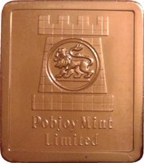 Token - Pobjoy Mint Limited (Year of the sport) – reverse