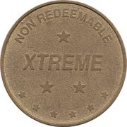 Amusement Token - Xtreme – reverse
