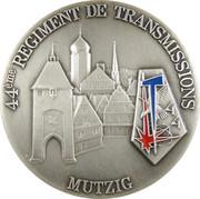 Medal - 44ème Régiment de Transmissions (Mutzig) – obverse