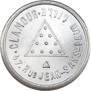 Token - Novelty Automatic (Lille) – obverse