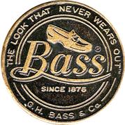 Token - Bass Shoes – obverse