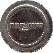 Token - Futuroscope – obverse