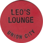 1 Well Drink - Leo's Lounge – obverse
