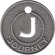 Token - Journey – obverse