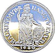 Replica - 1 Gulden (1680) – obverse
