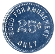 25 Cents - Stauter Billiards – reverse