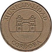 Bus Token - 2 Secciónes (Córdoba) – obverse