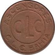 Elevator Token - CLC Bahia (Salvador) – obverse