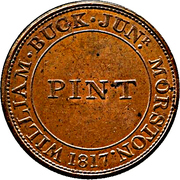 1 Pint - Morston, William Buck junior (Norfolk) – obverse