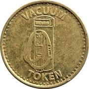 Vacuum Token - No Cash Value – obverse