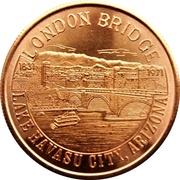 Havasu Dollar - London Bridge Rotary Club (Lake Havasu City, Arizona) – obverse