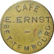 Bettembourg - Café E. Ernst – obverse