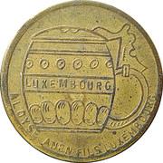 Bettembourg - Café E. Ernst – reverse
