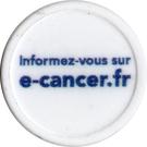 Shopping Cart Token - E-cancer.fr – obverse
