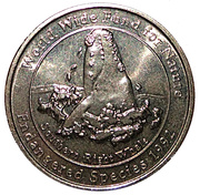 Medallion - Westpac Australian Species (Southern Right Whale) – obverse