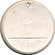 Token - Meissen (V. Kulturfesttage) – obverse