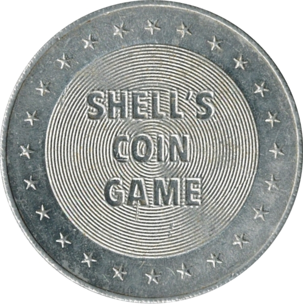 Rhode Island Shell Token Coin State of union