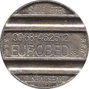 Amesement Token - Eurobed Srl – obverse