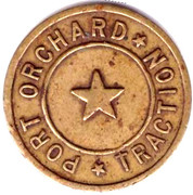 1 Fare - Port Orchard Traction – obverse