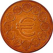 Token - Euro les mutuelles du mans assurances – obverse