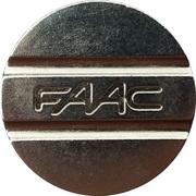 Token - FAAC – obverse