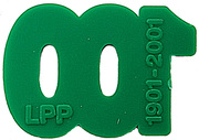 Token - LPP (Urban bus transport; Ljubljana) – reverse