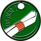 Shopping Cart Token - Heineken – reverse