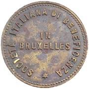 1 Kilo de Pain - Hautekees (Bruxelles) – obverse