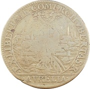 Token - Community of the merchants of the Loire (Orléans) – reverse