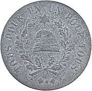 10 Centimes - Boulangerie (Soignies) – obverse