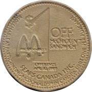 1 Dollar - McDonald's Canada (Sears) – obverse