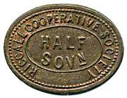 Half Sovn - Riccall CS (Yorkshire) – obverse