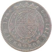 Token - Louis XV (Etats de Bourgogne) – reverse