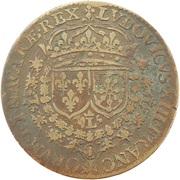 Token - Louis XIII (Le Juste) – obverse
