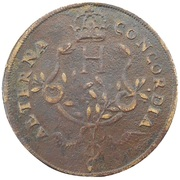 Token - Henri IV (Hercule et Pallas) – obverse