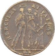 Token - Henri IV (Hercule et Pallas) – reverse